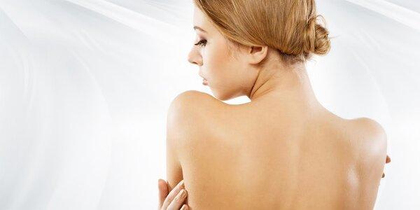 Masáž chrbtice, bedier a nôh prostredníctvom profesionálneho terapeutického…