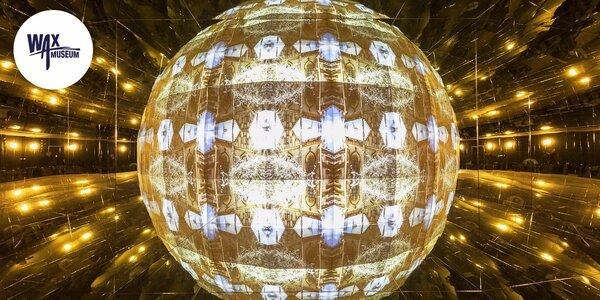 Imaginárium a zrkadlový labyrint v centre Prahy