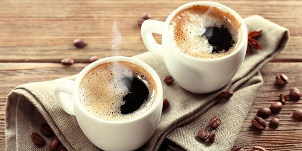 Káva a koláčik alebo 2 x espresso