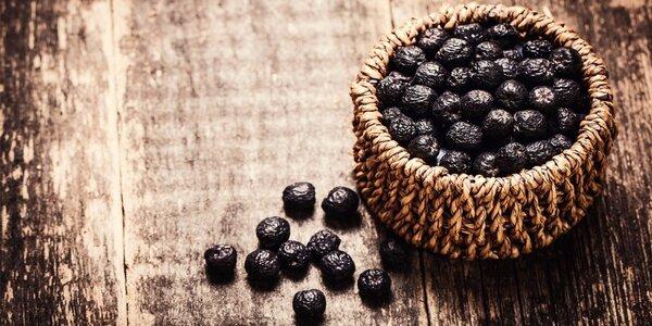 Sušené ovocie ACAI - pomáha znižovať cholesterol!
