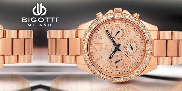 Dámske luxusné hodinky Bigotti Milano