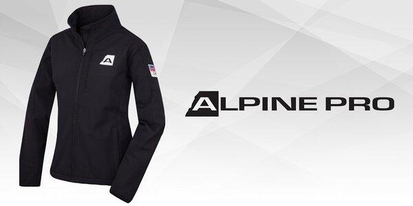 Štýlová softshellová bunda Alpine Pro