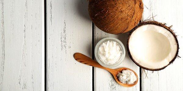 100% prírodný kokosový olej