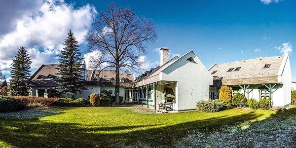 Relaxačný pobyt v Demänovej na Liptove pre páry aj rodiny v hoteli Zelený dom *…