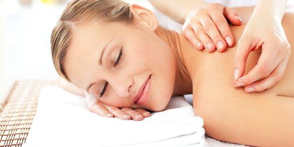 Uvoľňujúca olejová masáž Jarný svet