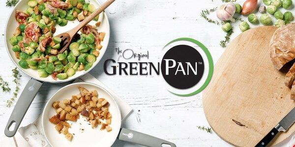 Zdravé varenie s panvicami značky GreenPAN