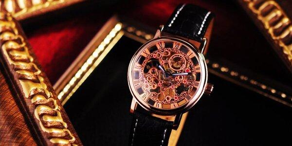 Luxusné hodinky Kronen & Söhne - 23 druhov na výber