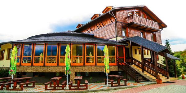 Dovolenka v novozrekonštruovanom hoteli EUFÓRIA***