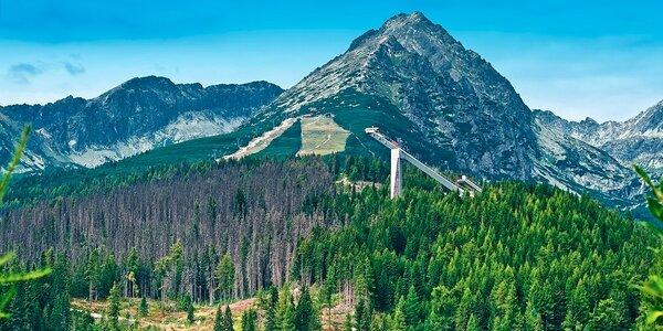 Skvelý pobyt pod Tatrami, dieťa do 15 rokov s polpenziou zadarmo