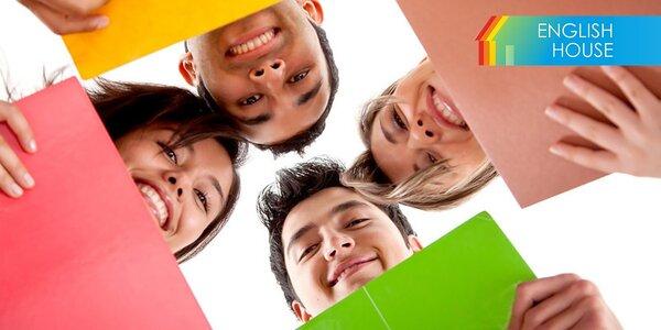 Konverzačný kurz angličtiny alebo 1-dňový intenzívny sobotný kurz