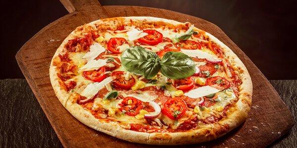 Výborná PIZZA v novootvorenej Reštaurácii Marianka