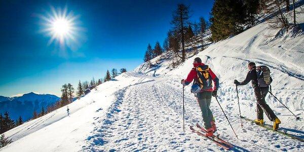 Nočný piatkový skialpinizmus v Jasnej