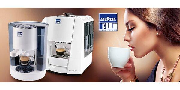 Kávovar LAVAZZA alebo káva na celý rok