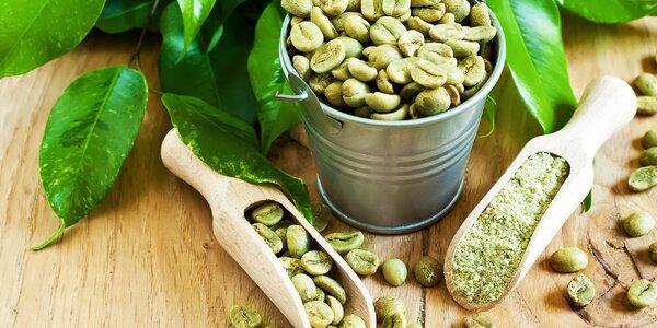 Zelená káva 0,5 kg alebo 1 kg
