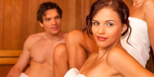 Relax pre 4 osoby v privátnej saune vo V-fitness