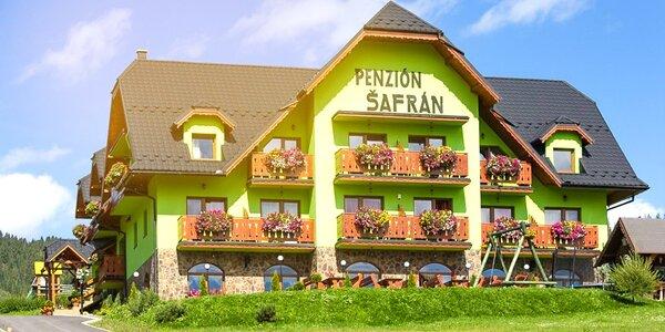 Pohostinná atmosféra v penzióne s krásnym výhľadom na Belianske Tatry