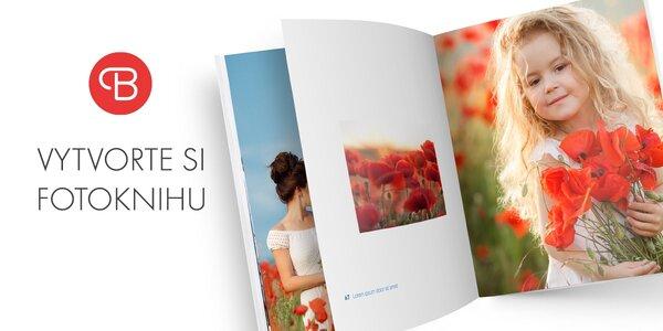 Vytvorte si špičkovú fotoknihu z vašich fotiek