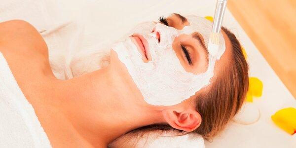 Hĺbkové čistenie a profesionálna starostlivosť o pleť