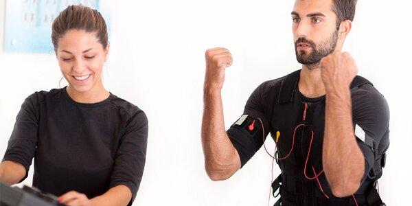 Viac sily a vitality, väčší výkon! Tréning EMS v Step-UP EMS štúdio