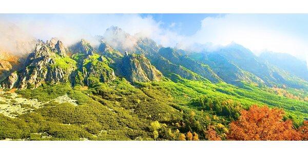 Vytúžený oddych pre dvoch vo Vysokých Tatrách