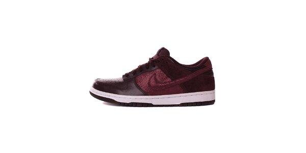 Dámske vínové tenisky Nike