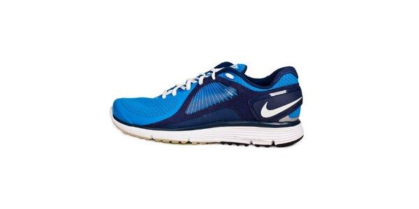 Pánske modré běžecké tenisky Nike