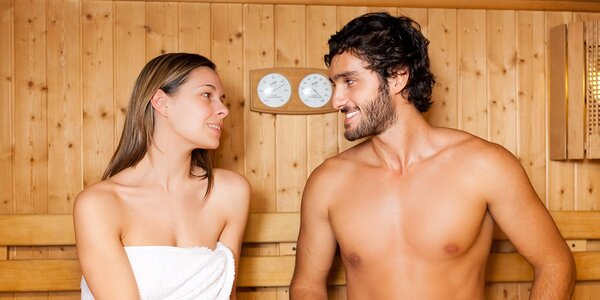 Vstup do wellness! Fínska sauna a whirlpool bazén!