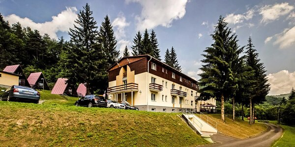 Relaxujte v Horskom hoteli Magura***