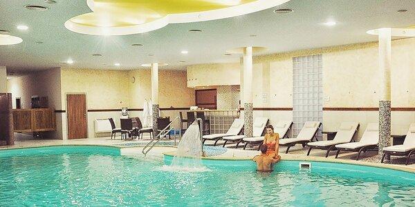 Wellness & SPA pobyt pod Martinskými hoľami v hoteli Victoria **** s vlastným…