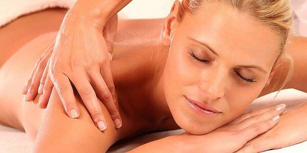 4 druhy masáží v Bratislave