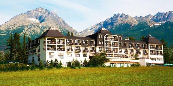 Wellness pobyt v Hoteli Hubert****, Vysoké Tatry