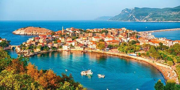 8-dňový relaxačno poznávací zájazd do Turecka vrátane polpenzie a letiskových…