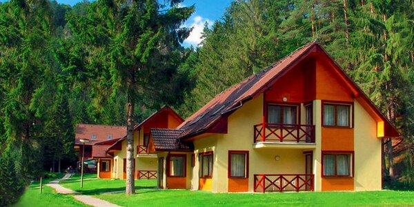 Relax a turistika pre dvoch uprostred panenskej Veľkej Fatry v Gaderskej doline