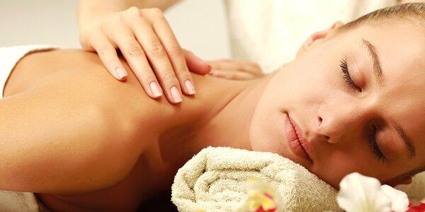Klasická masáž alebo liečebno-relaxačná masáž
