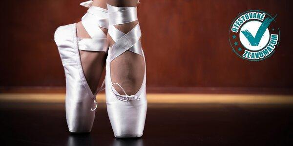 Kurz baletu pre všetky vekové kategórie