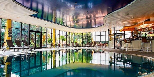 Vstup do wellness centra hotela Holiday