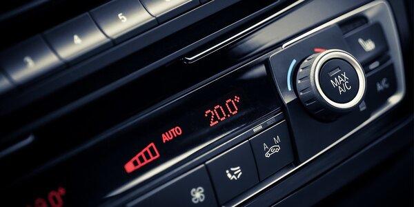 Plnenie klimatizácie a dezinfekcia ozónom v AutoPneuServis Jovi