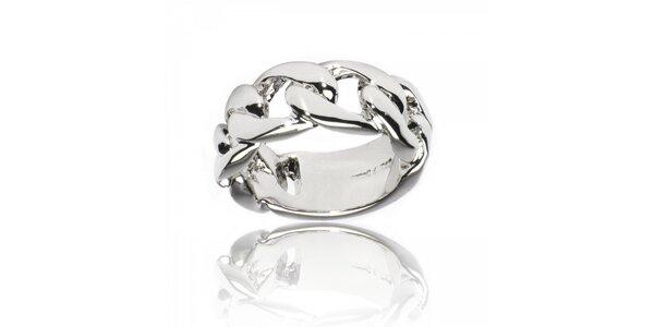 Dámsky strieborný prsteň Bague a Dames