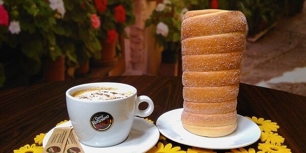 Sladké pokušenie v MŇAM - Trdelníky & kávička na Trojici