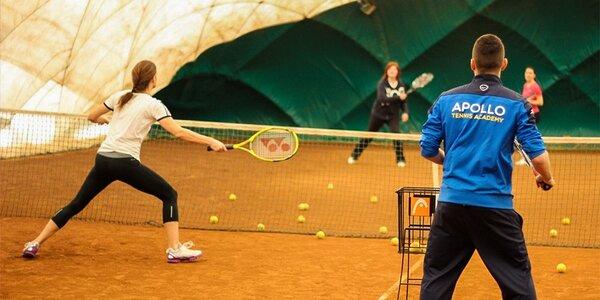 Tenisový kurz pre začiatočníkov i pokročilých