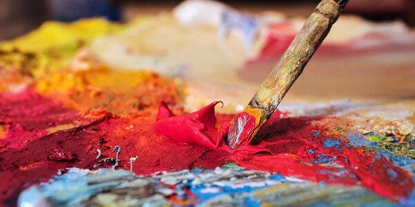 Výtvarnícke kurzy v Ateliéri na Hrebienku