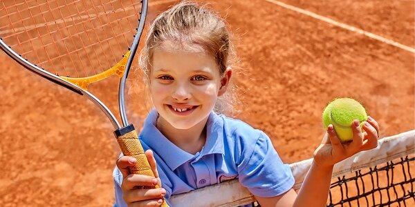 Tenisové kurzy pre deti a mládež s kvalifikovaným trénerom