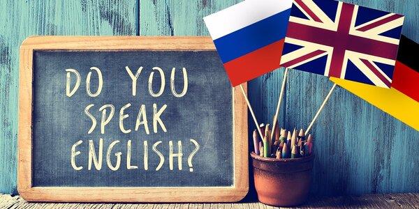 Anglicky, nemecky i rusky s English4You! Trojtýždňové kurzy v Ružinove!