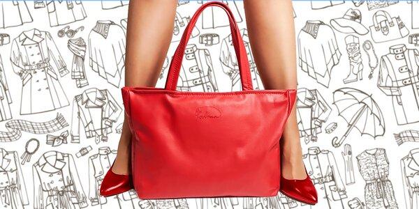 Kvalitná handmade kožená kabelka SABMA