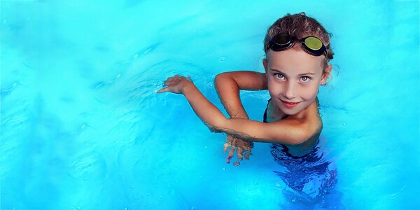 Individuálne hodiny plávania s profesionálnym trénerom