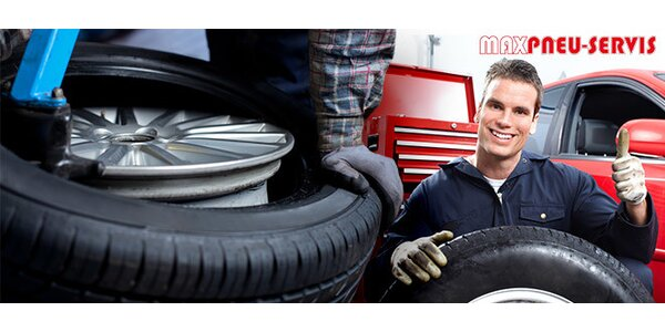 Prezutie letných pneumatík za zimné a kontrola stavu vozidla
