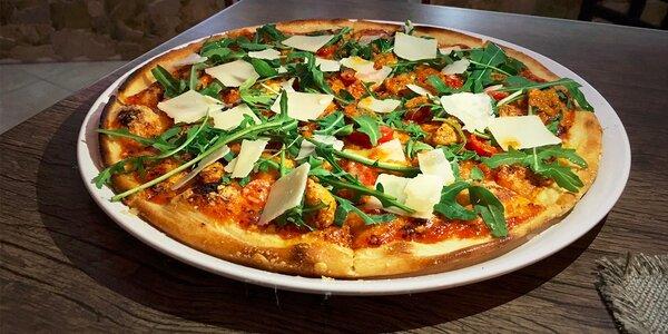 Vyberte si zo 7 druhov fajnovej pizze!