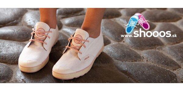 Kvalitná značková obuv