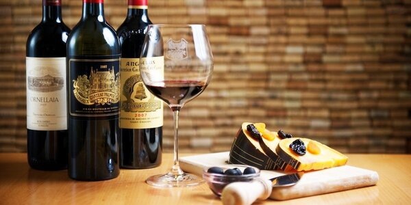 3. profesionálna degustácia vín so someliérom WINE EXPERT