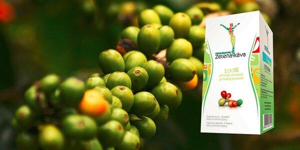 STRONG NATURE® Zelená káva 20 kapsúl. Podporte svoje chudnutie!